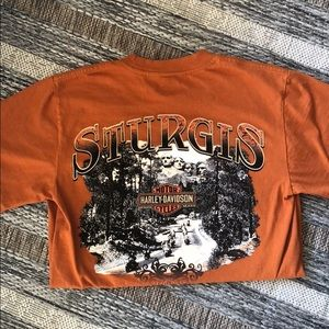 Harley-Davidson Sturgis Short Sleeve Tee Small